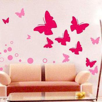 Butterfly Wall Art Wall