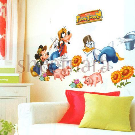 donald duck wallpapers. Donald duck Wall Stickers