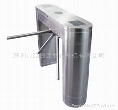 Fully Automatic waist high tripod turnstile