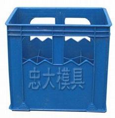 周转箱模具  组合箱模具