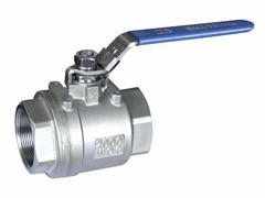 2000psi ball valve 螺纹球阀
