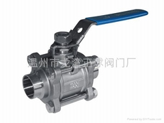 threaded ball valves 球阀