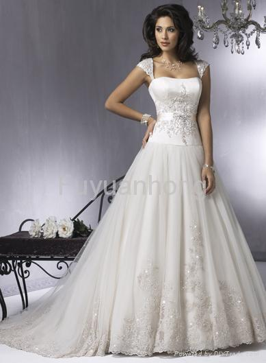 2009 new styles wedding dress