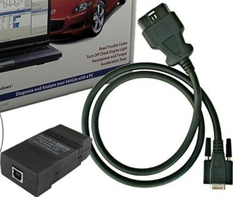 Dyno-Scanner for Dynamometer and Windows Automotive Scanner 1