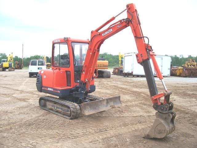 2000 Kubota Kx91 Excavator China Construction Machine