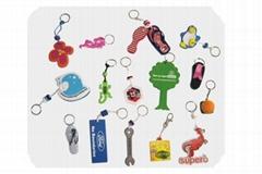 EVA钥匙扣