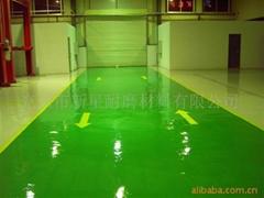 环氧树脂地坪材料