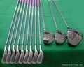 Ladies golf club set Burner superlaunch irons set with #1#3#5