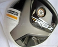 TM RBZ stage 2 golf driver and fairway woods #3 and #5
