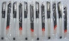 油性套笔(6支空杆+18支芯)