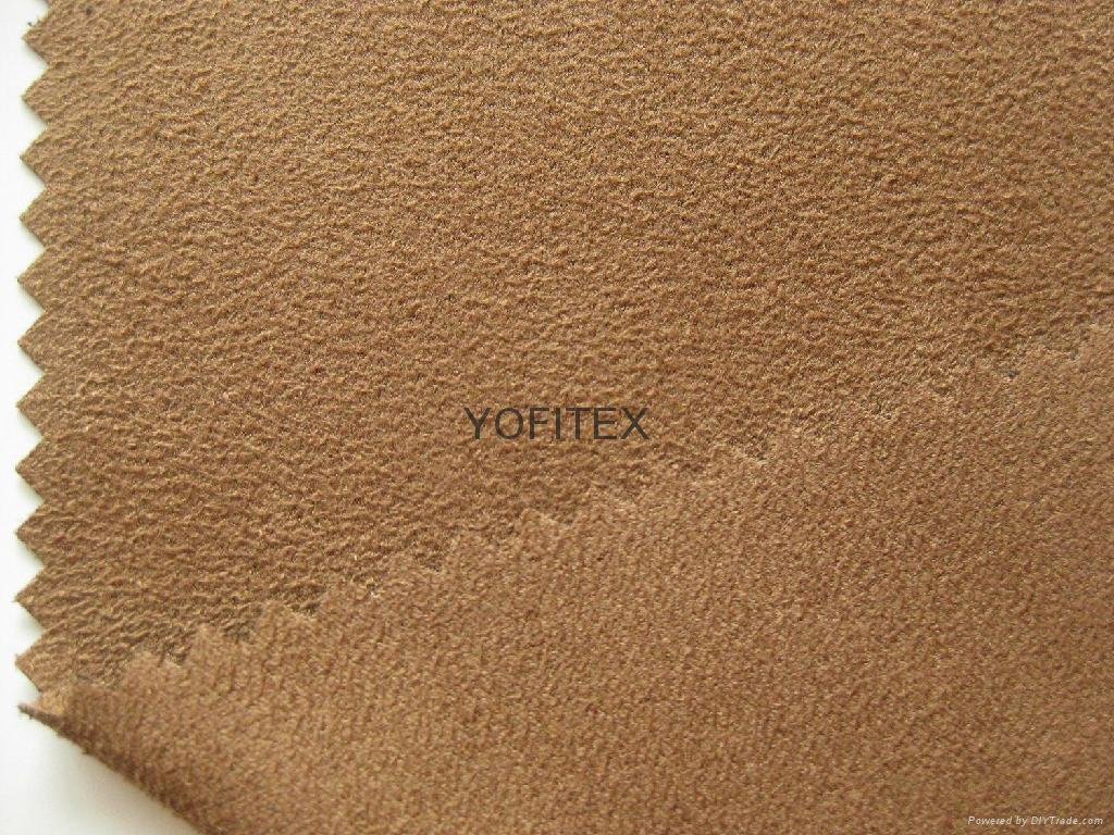 Microfiber suede fabric for Suede fabric