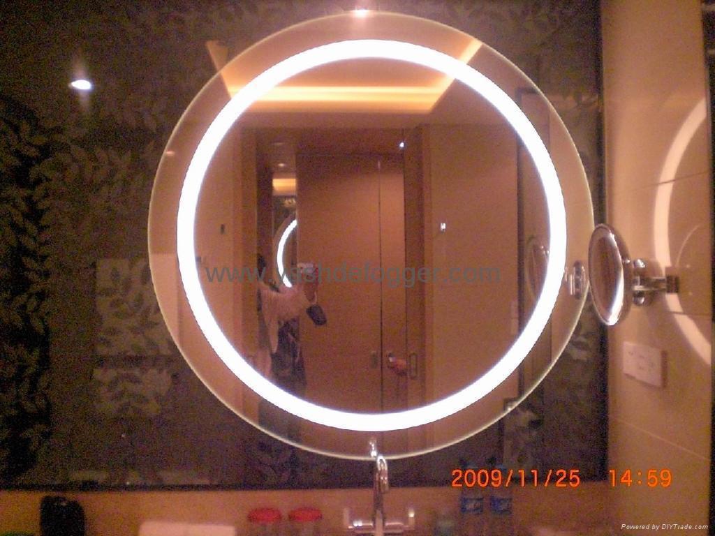 Как сделать подсветку на зеркале из светодиодной ленты