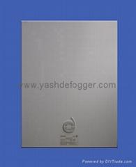 mirror defogging pad anti-fog mirror