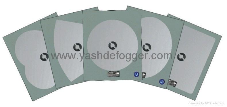 Bathroom Mirror Heater hotel bathroom mirror heater - bagen (china manufacturer