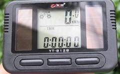 太陽能自行車碼表