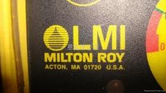 milton 计量泵