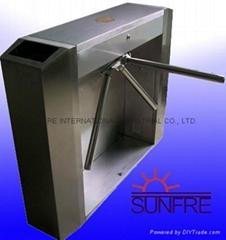 Trripod turnstiles/speed gate/barrier gate