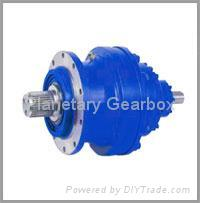 In-line Planetary Gearbox