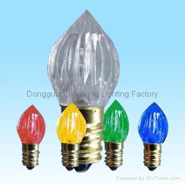 E14 24V LED bulb light votive lamp for cemetary 1