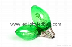 E12 LED light bulb