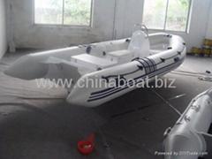 4.7m RIB boat