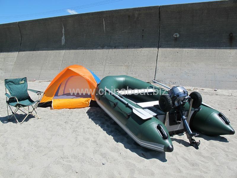 Supply 3m aluminum floor inflatable boat al300 sea for 16 foot aluminum boat motor size