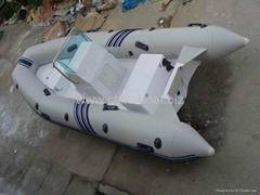 4.2m RIB boat