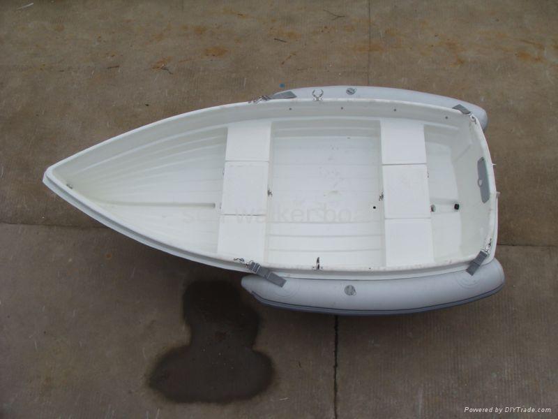 Dinghy Fishing Boat 3