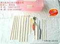 采耳工具,純手工製造鵝毛棒 3