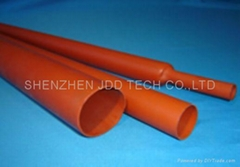 Dual wall heat-shrinkable tube