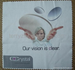 Lens cleaning cloth/optical cleaning cloth