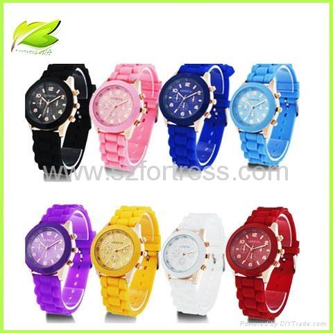 硅胶手表 1