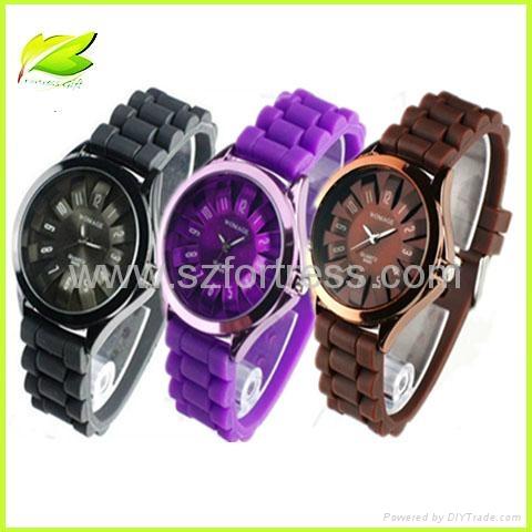 硅胶手表 4