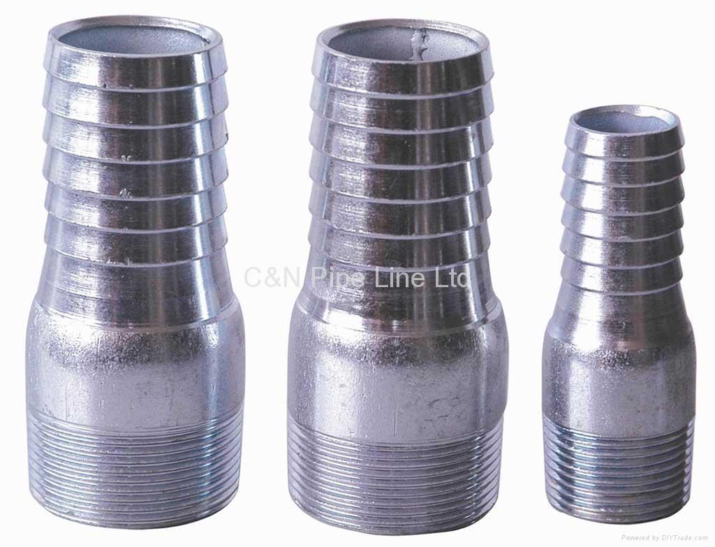 Nipple threaded pipe fitting china manufacturer