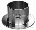 lap joint, pipe fitting 1