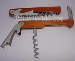 corkscrew opener