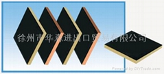 waterproof construciton material film faced plywood