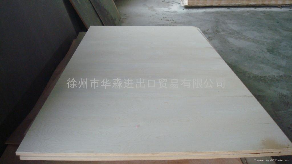 楊木多層木夾板 1