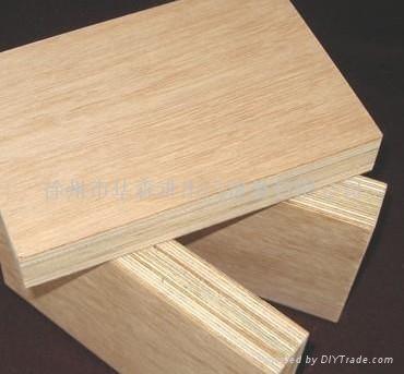 楊木多層木夾板 2