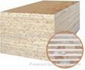 柳桉防水黑膜建築模板  3