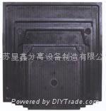 復合橡膠隔膜板 1