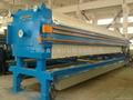 污水處理廠高壓隔膜壓搾壓濾機