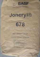 巴斯夫J-678水性丙烯酸樹脂