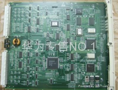 华为数字程控交换机 4
