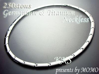 热销MOMO纯钛项链  1