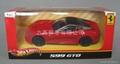 1:43 Ferrari 599GTO die-cast model