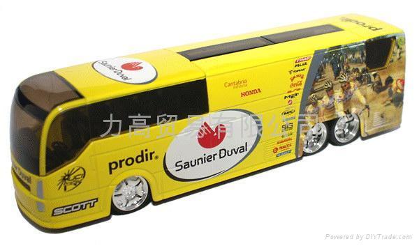 2BToys ICPT Die-cast Bus Model 1