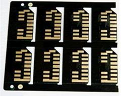 SD card PCB (Printed Circuit Board)