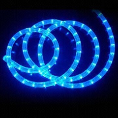 LED rope light( 2 wires round )