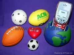 PU发泡玩具球